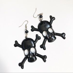 Hot Topic | Skull & Bones Earrings